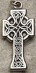 Celtic Cross Pendant #3