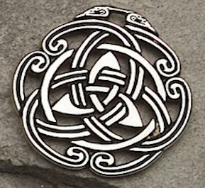 Celtic Peace Knot Pendant