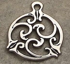 Celtic Triscele #1 Pendant