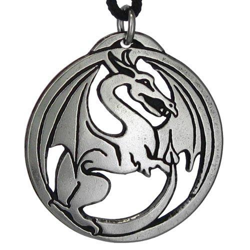 Draco Dragon Pendant