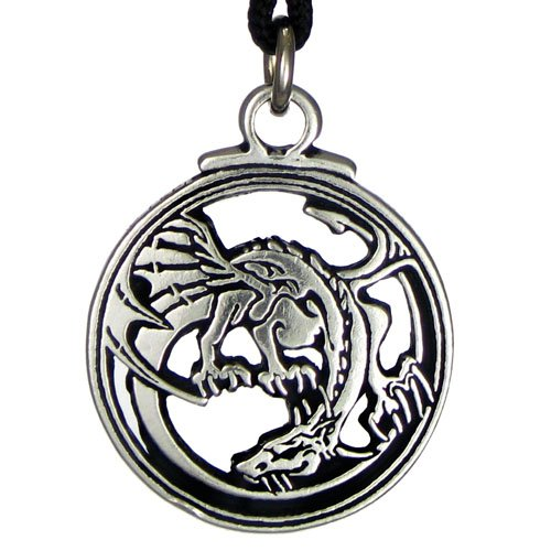 Dragon Hawk Pendant