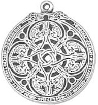 Dragon Shield Pendant
