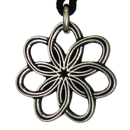 Blossom of the Seven Goddesses Pendant