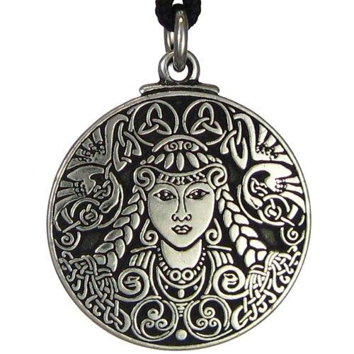 Goddess Brigit Pendant