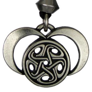 Moons of Hecate Pendant