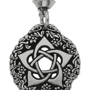 Pentagram of the Goddess Pendant