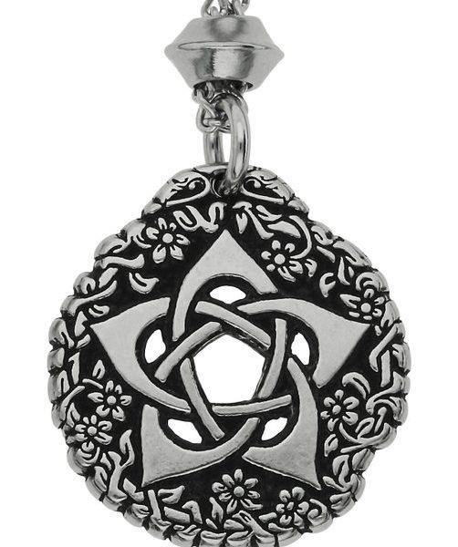 Pentagram of the Goddess Pendant