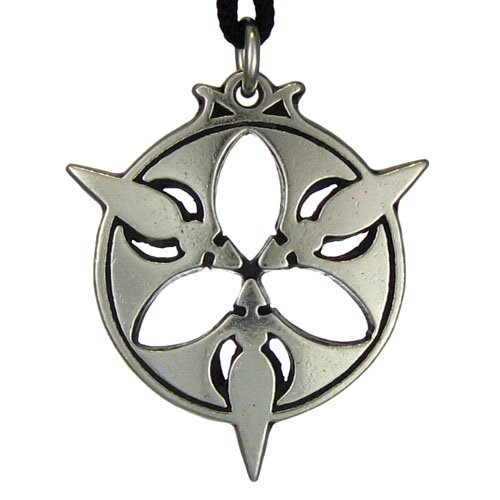 Three Graces Goddess Pendant
