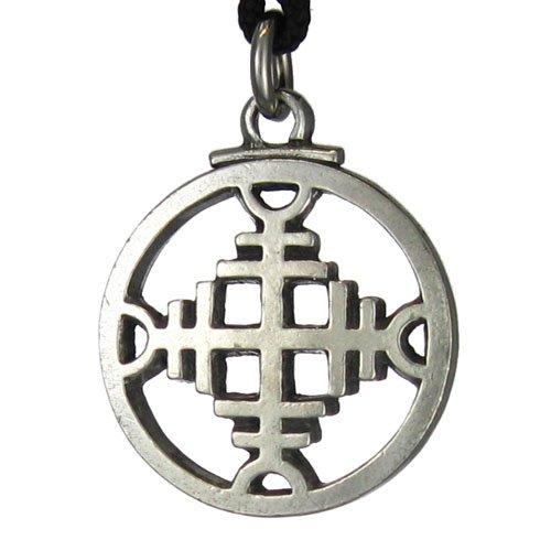 Repels Evil Icelandic Binding Rune Pendant