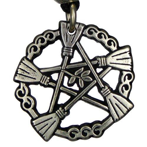 Brooms of Elder Pendant