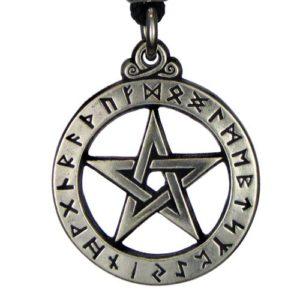 Witche's Runes Pendant
