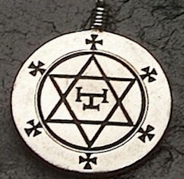 Hexagram of Solomon Talisman