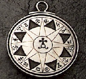 Talisman For Safety in Travel