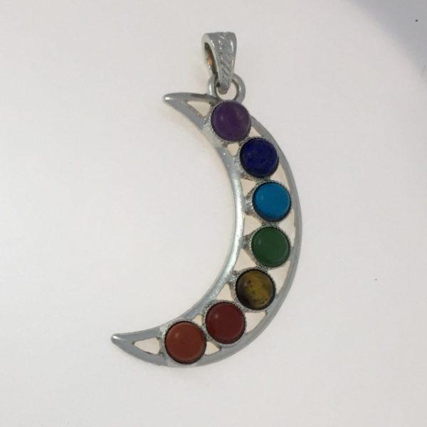 Lunar Chakra Pendant