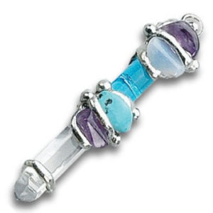 Expression Crystal Transformational Baby Wand Pendant