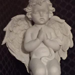 Kneeling, Praying Angel